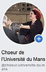 badge facebook - choeur