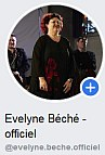 badge facebook - Evelyne Béché 	 officiel